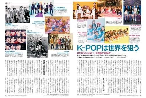 K-POP次世代アーティストの勢力図